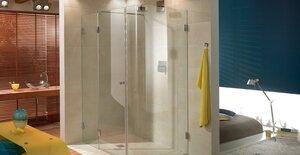Ремонт в ванной — сантехника и душевые кабинки