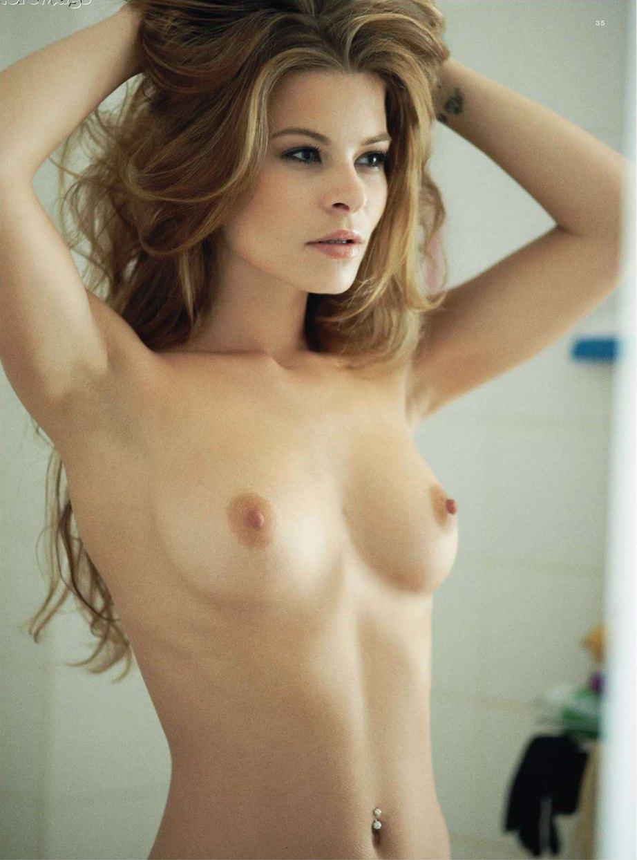 Девушка месяца Кэти / Cathy - Playboy Netherlands December 2010