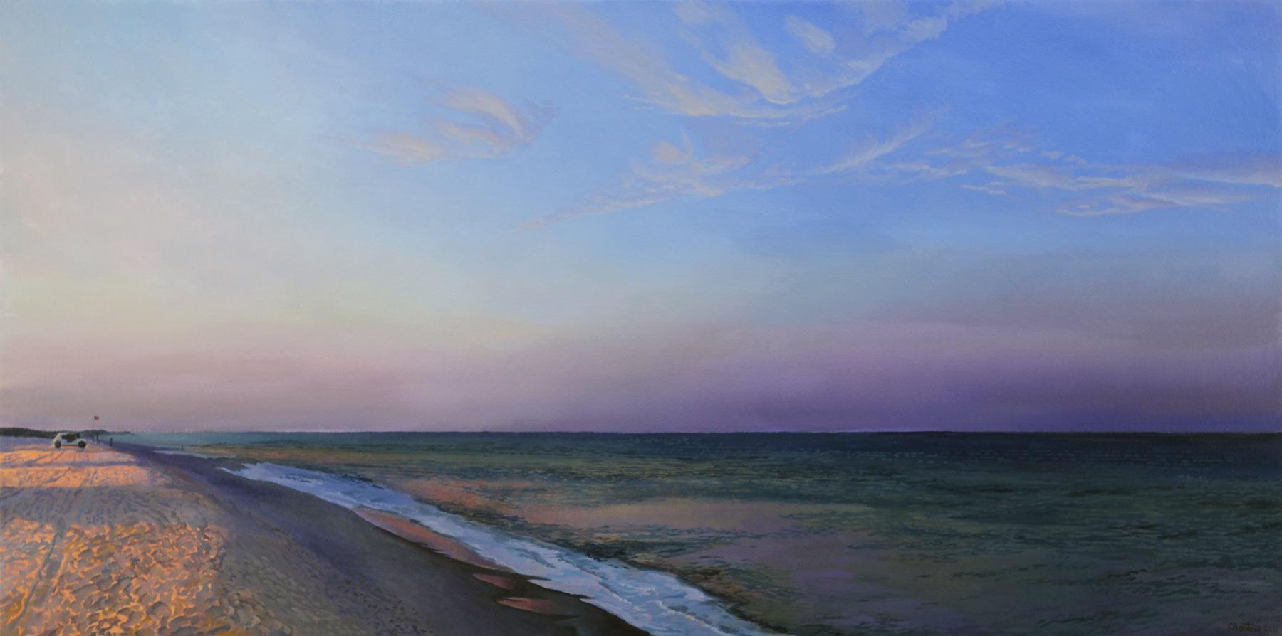 Пляж Nauset