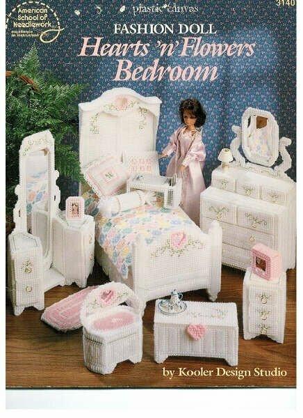 Мебель для куклы.