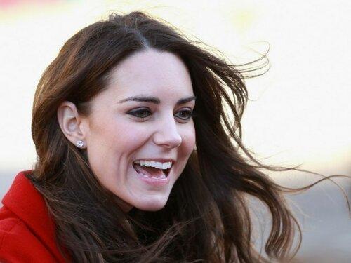 СМИ объявили о том, что Кейт Миддлтон беременна