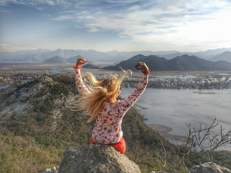 Додоши на Скадарском озере