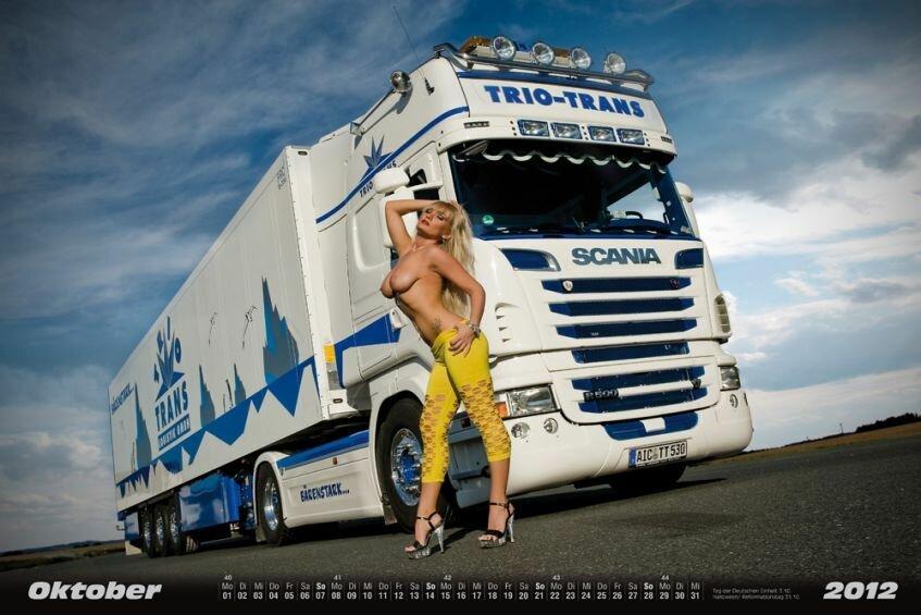 мне плевать эротичные девушки возле грузовиков обои или не, бял