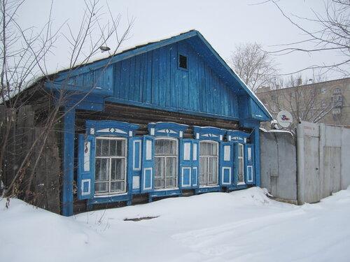 Улица Лобкова, Челябинск