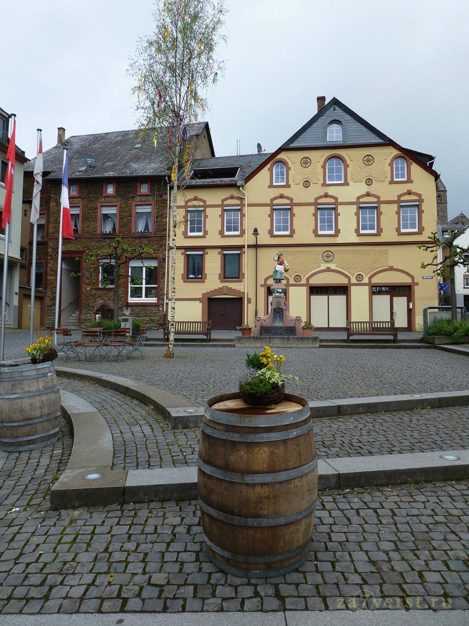 Трабен-Трарбах, Германия