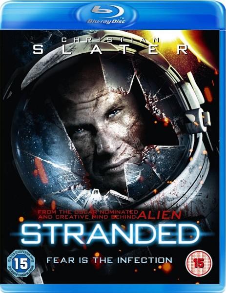 В плену у космоса / Stranded (2013) BDRip 1080p + 720p + HDRip