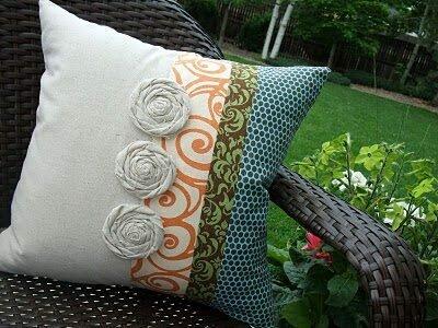 подушки, чехол,