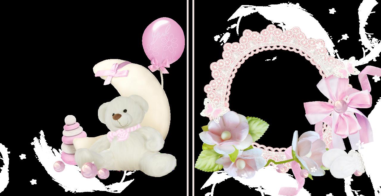 Фон открытка рождение дочки