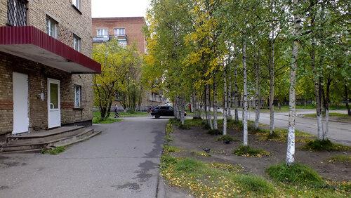 Фото города Инта №5794  Горького 9, Чернова 3 и 2 09.09.2013_13:22