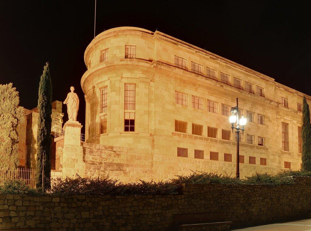 Таррагона. Национальный археологический музей . Nacional Arqueológico de Tarragona