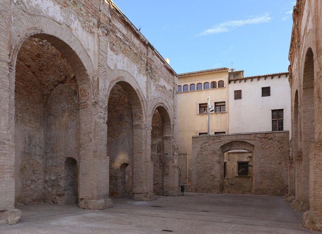 Tortosa. The Church of Sorrows (Església dels Dolors)