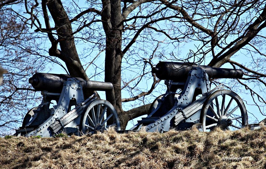 Акерсхус - крепость на Осло фьордом