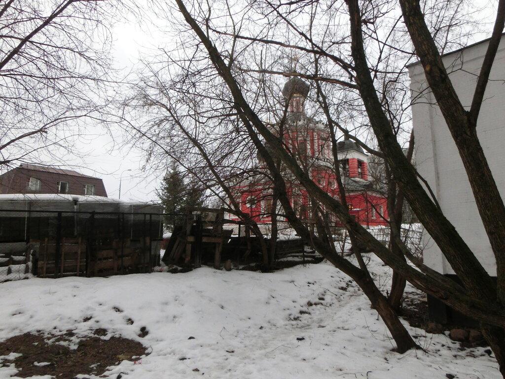 коньковская церковь