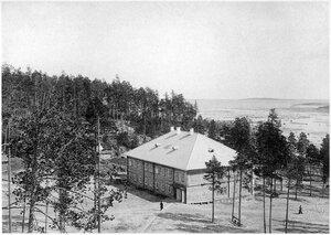 Белое море. Онежский уезд. Кондостров. 1908 г.