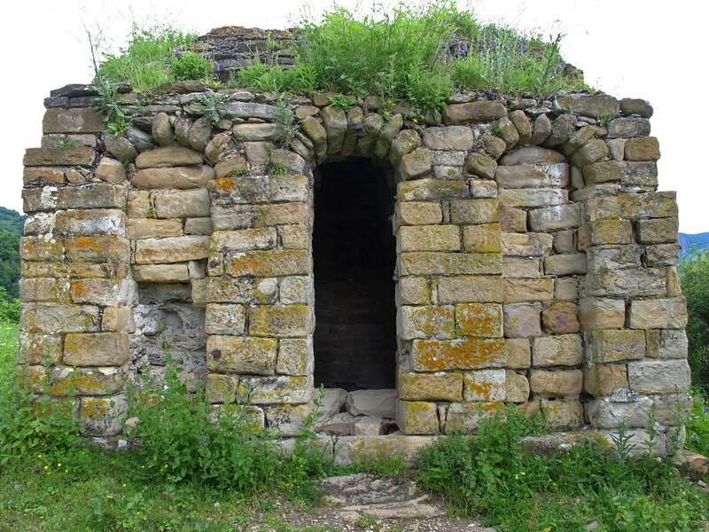 Сентинский храм - Нижняя Теберда КЧР