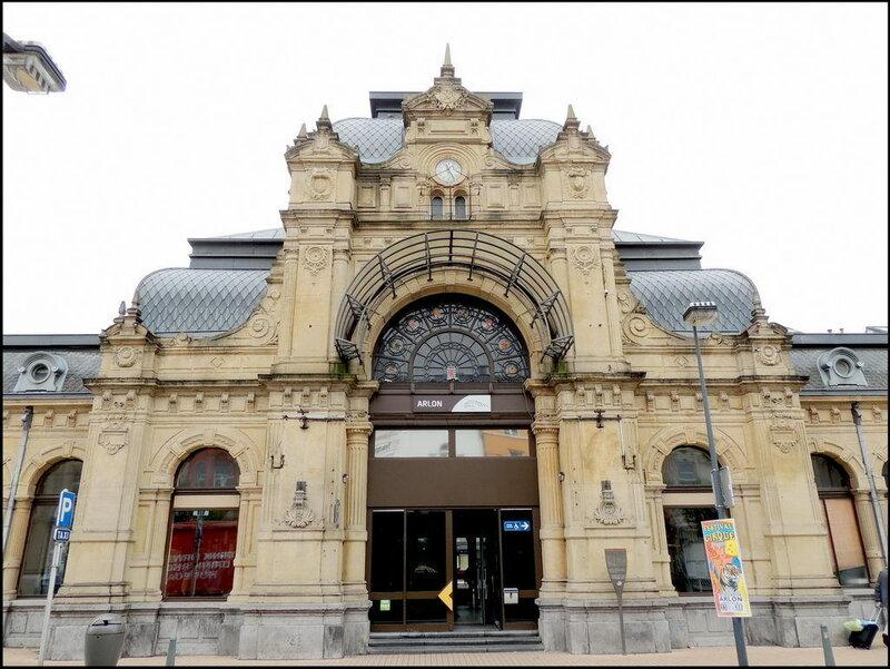 Arlon 8455 Gare