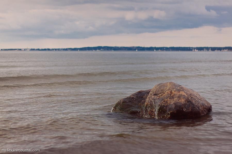 Эстония, Таллин, Балтийское море