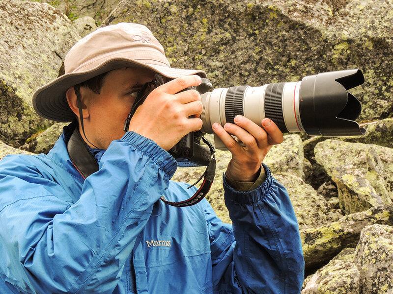 Фотоохотник