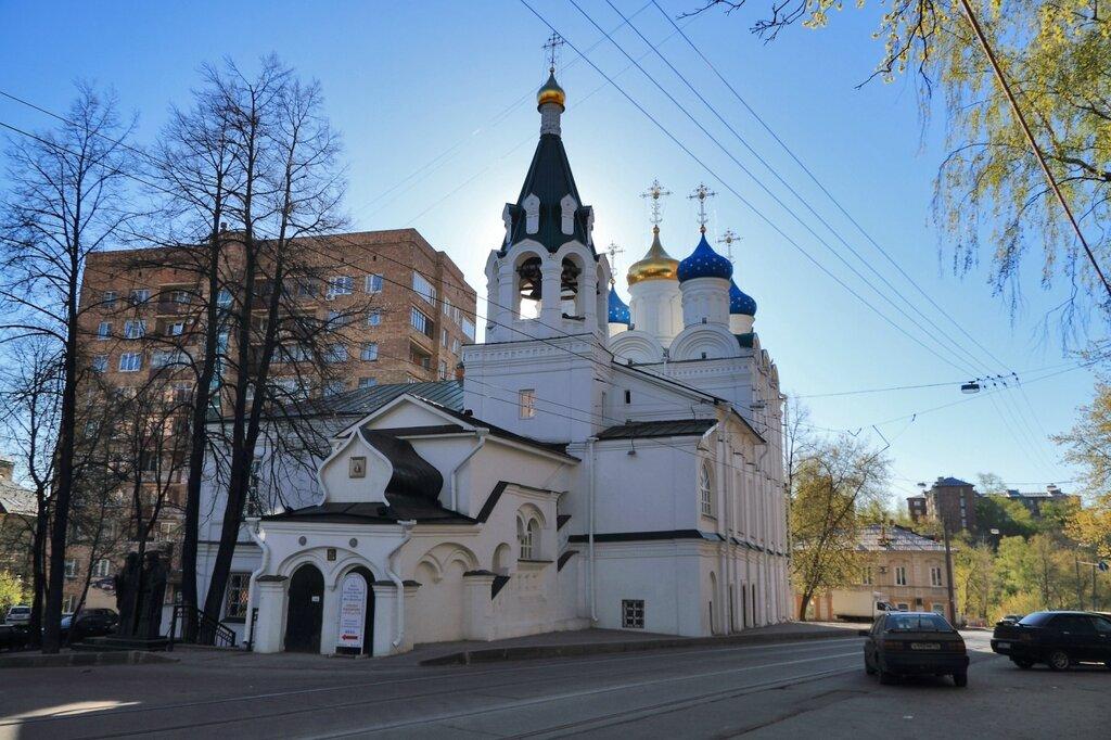 Церковь Знамения Божией Матери и святых Жен-Мироносиц, Нижний Новгород