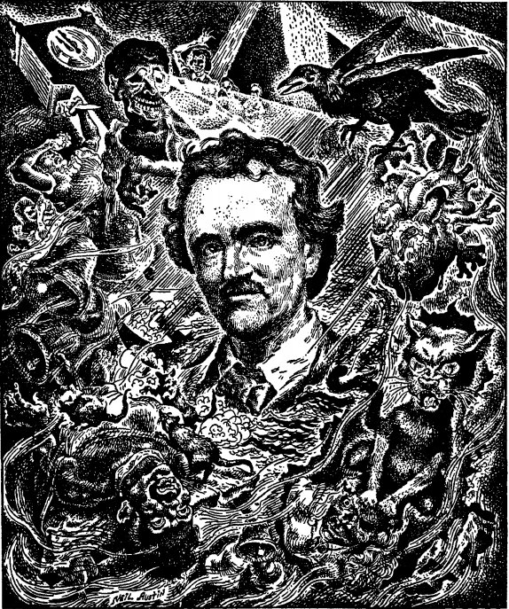 01. Эдгар Аллан По (1809-1849)