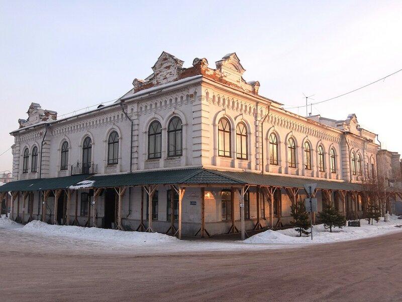 Минусинск - Драмтеатр