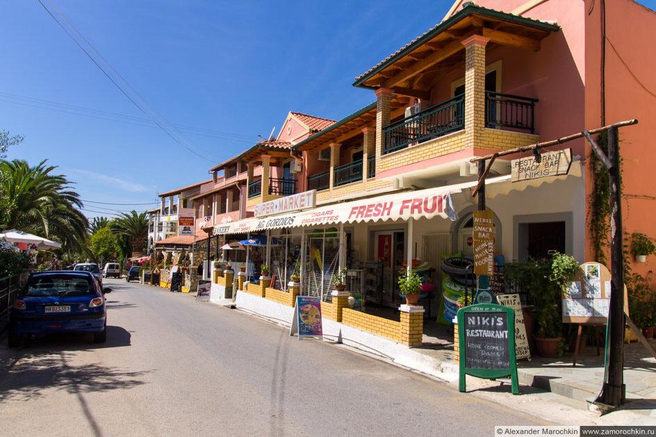 Агиос Гордиос, Корфу, Греция