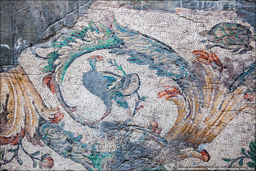 Музей византийских мозаик