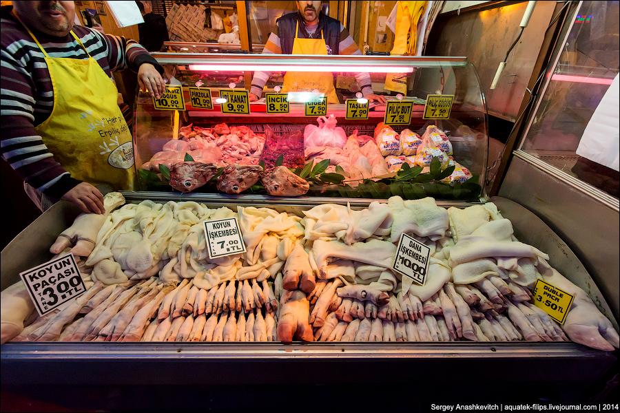 Рынок специй в Стамбуле