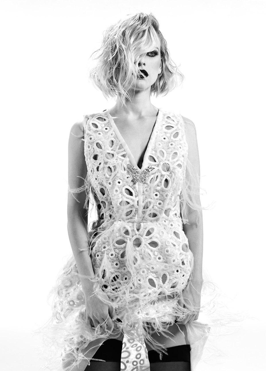 модель Alice Eve / Элис Ив, фотографы Stevie and Mada