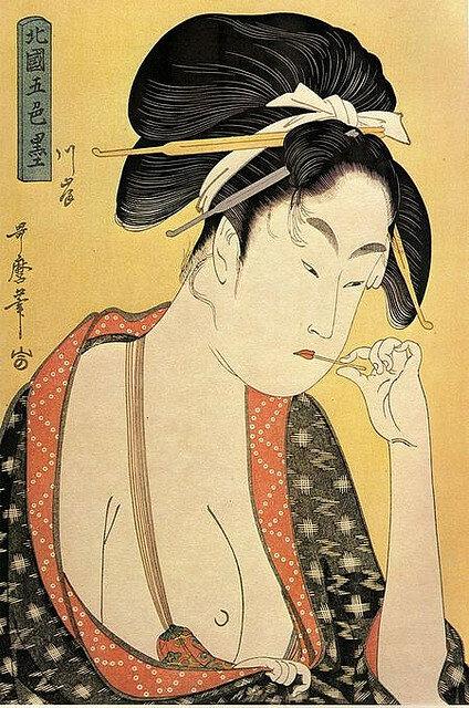 Ретро японки голые верно