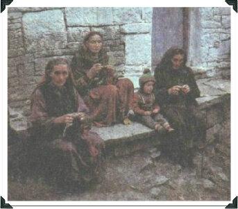 Древнее рукоделие - вязание крючком