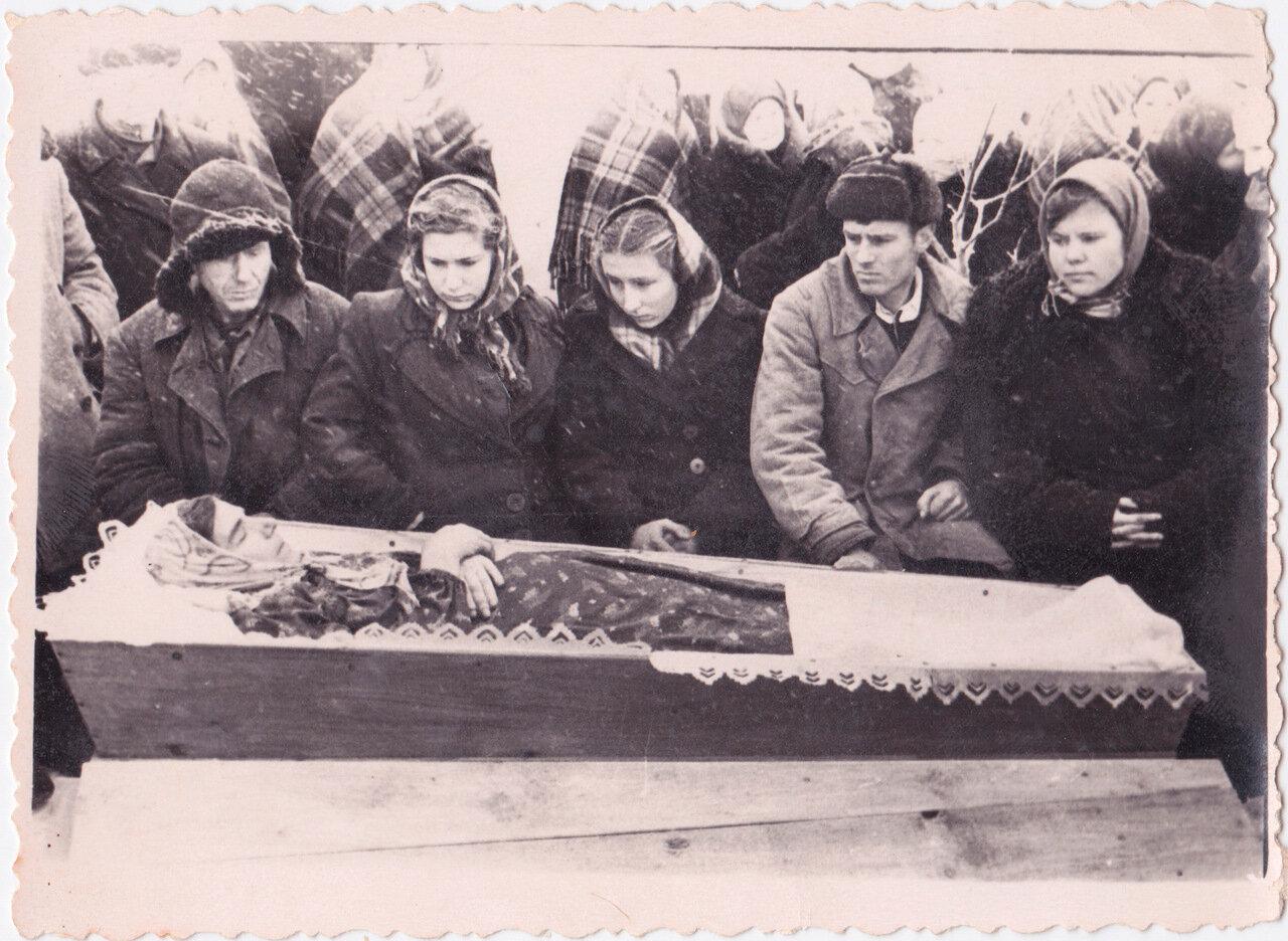 Похороны Кати Михеевой