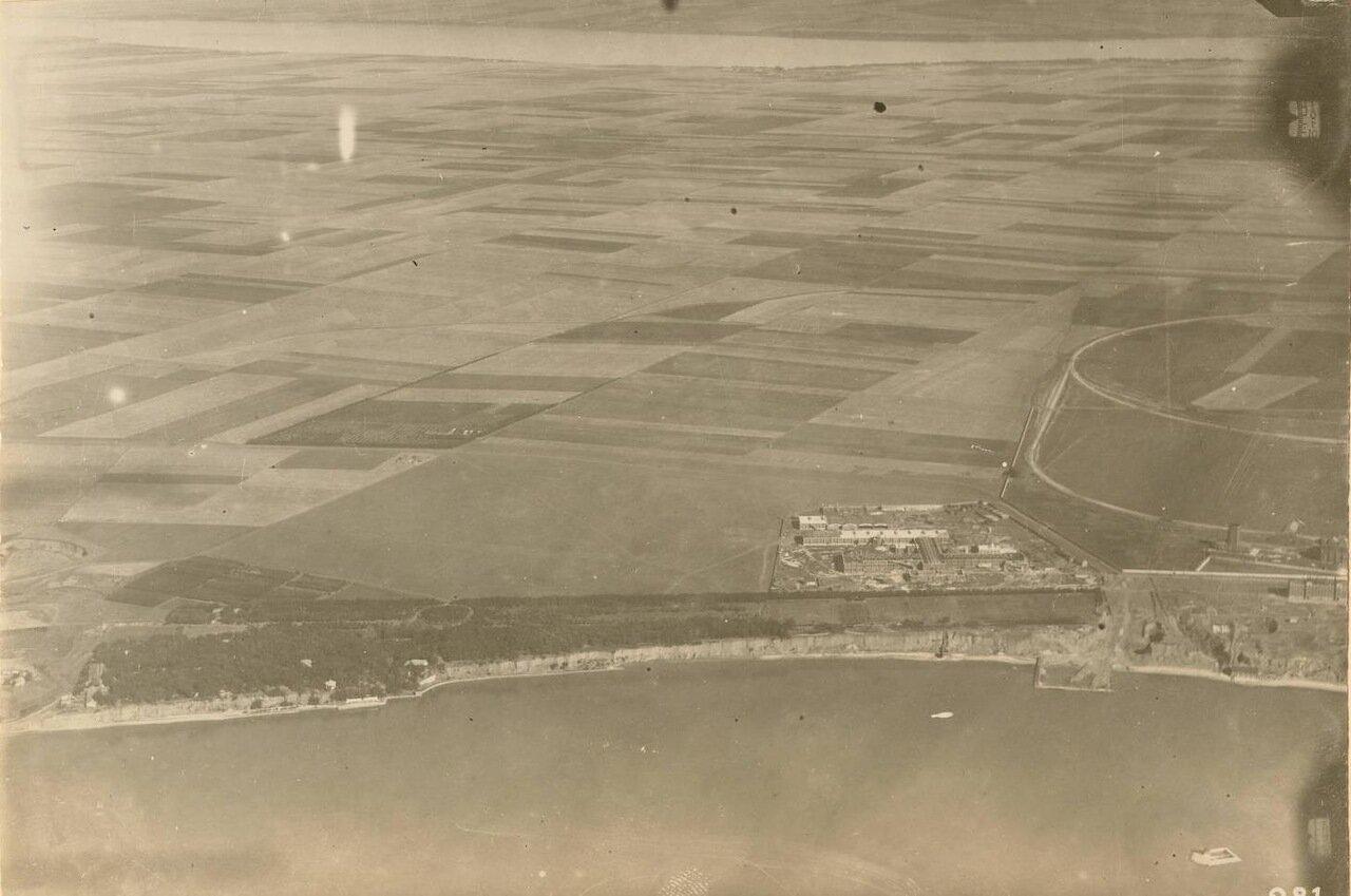 Вид Таганрога с воздуха.