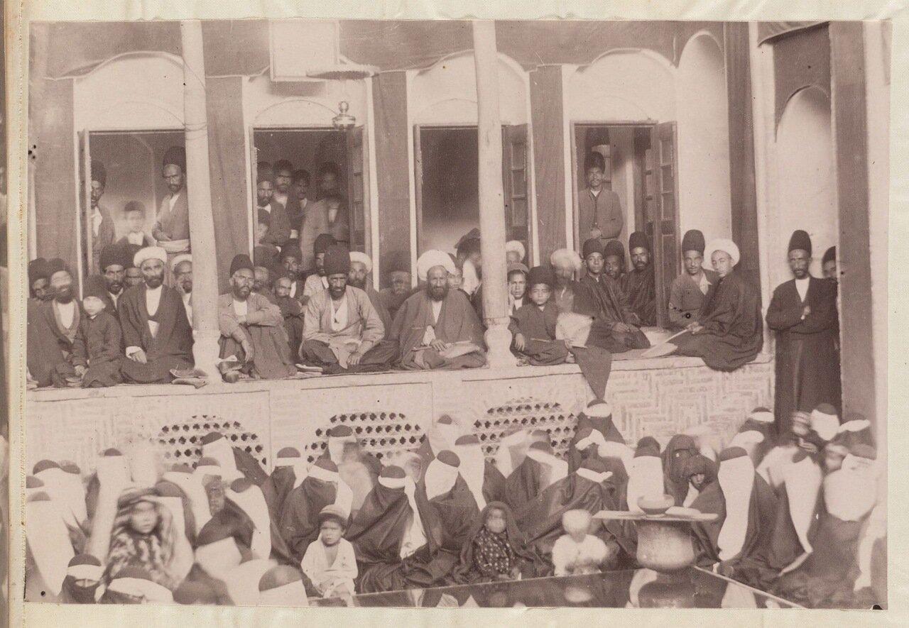 Равзах в доме Султана Аль-Уляма