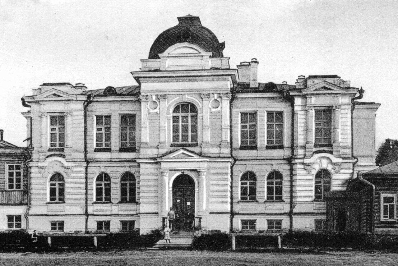 Операционный зал клиники университета
