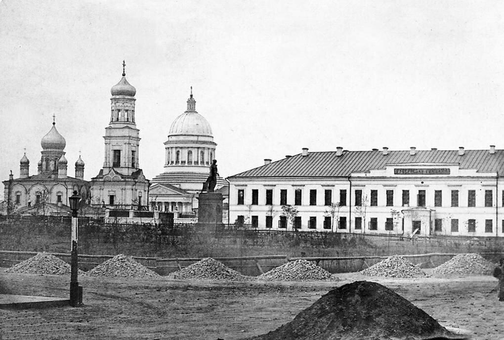 Губернская гимназия. 1867