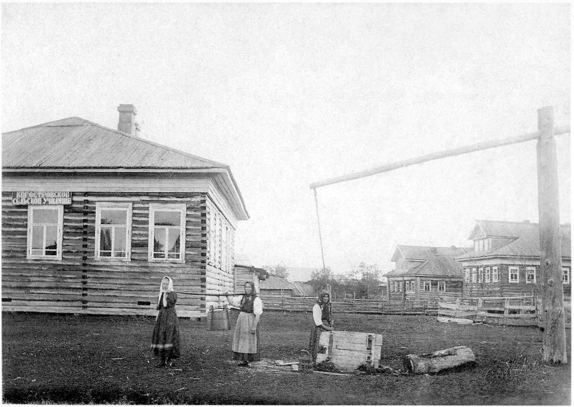 Архангельская губерния. Архангельский уезд. Кегостров. 1910-е