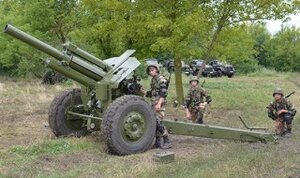 Военную мощь молдавской армии продемонстрировали в Бельцах