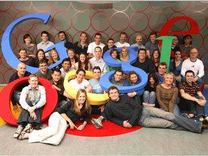 Заработная плата стажёра в компании Google — $ 6,7 тыс