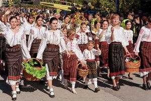 Национальный день вина в Молдове