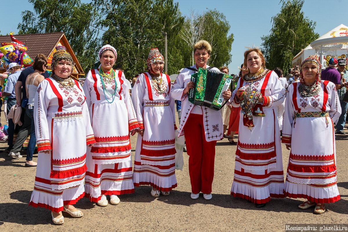 Чувашский народный ансамбль