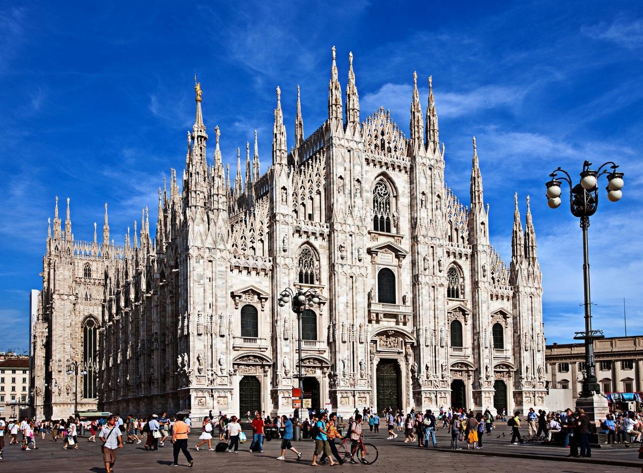 Картинки по запросу Миланский кафедральный собор