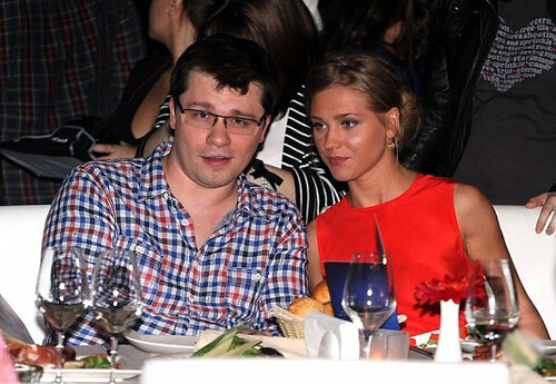 Гарик Харламов проводит отпуск с Кристиной Асмус