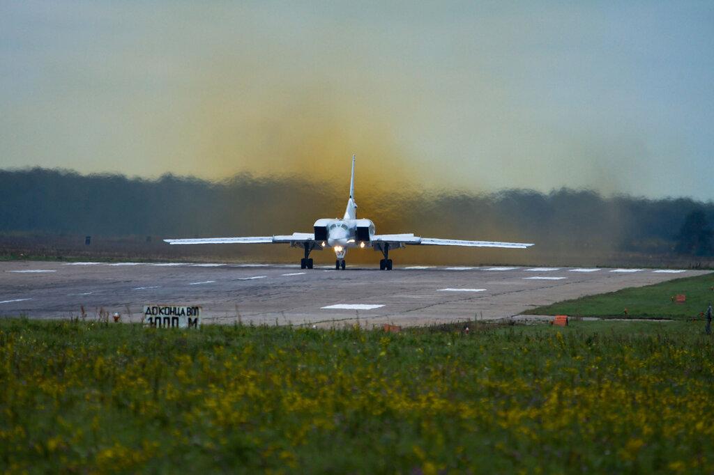 Rússia espera receber mais dez bombardeiros Tupolev Tu-22M3 até o final de 2014