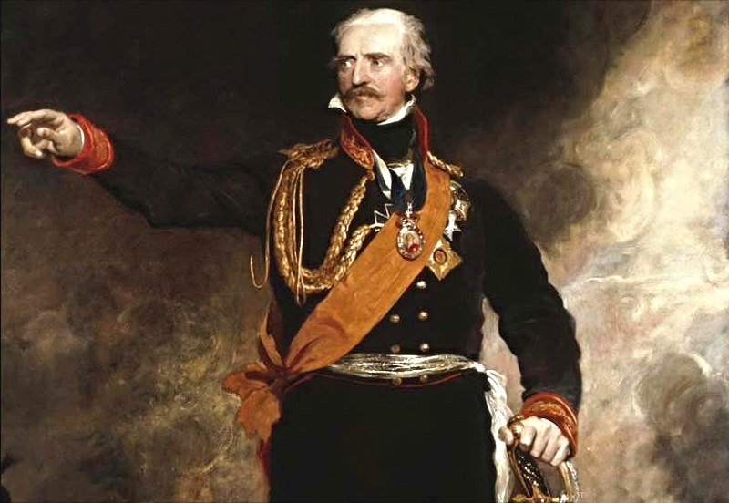 Field Marshal Gebhard Leberecht von Blucher by Thomas Lawrence, 1814.jpg