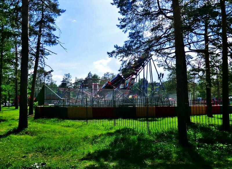 Парк аттракционов (17.06.2013)