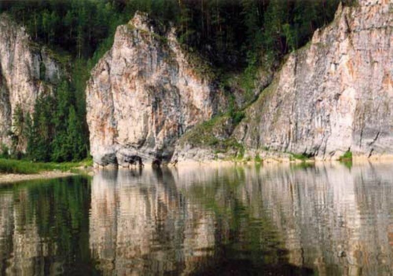 Красивые пейзажи прибрежных гор (24.05.2013)