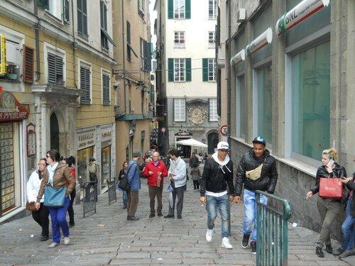Из Странствий… Немножко Савоны и Генуя