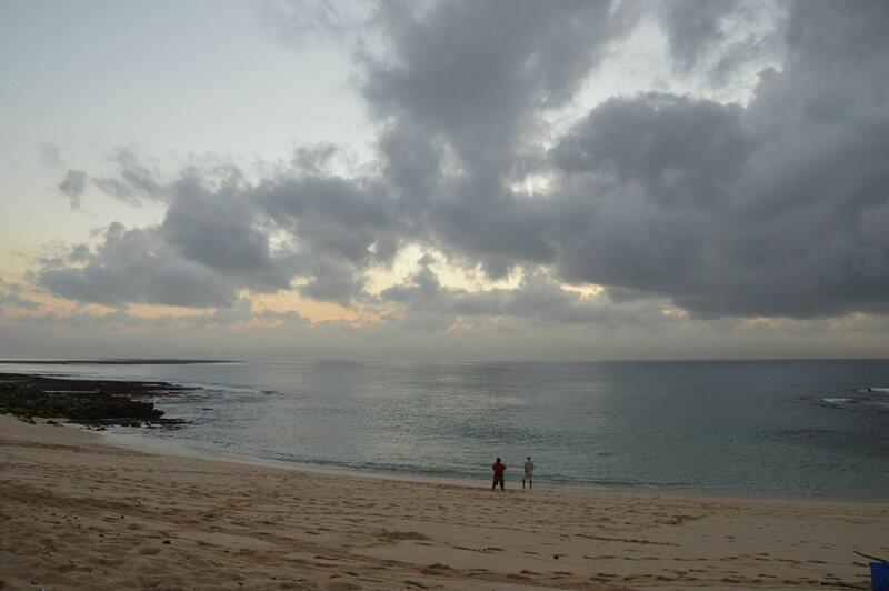Перед восходом солнца (Бали)