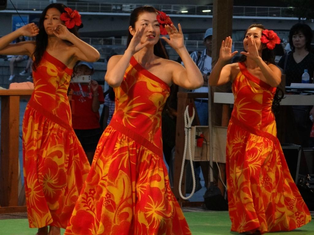 Японский «Фестиваль Укулеле» в Йокогаме